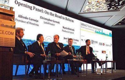 """""""Creo que Argentina ha elevado el nivel de institucionalidad"""", dijo Urtubey"""