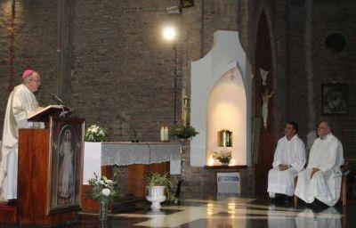 Ordenación de dos nuevos diáconos permanentes en la diócesis de Neuquén