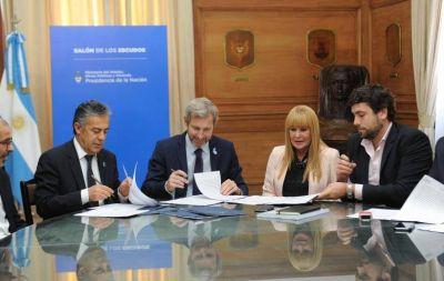 Mendoza recibirá US$8 millones para proyectos urbanos