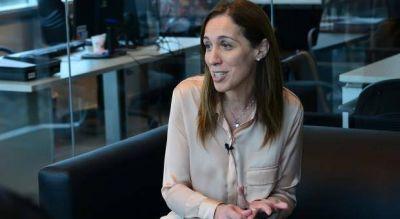 Vidal reclamó en el Congreso debatir la restitución del Fondo del Conurbano