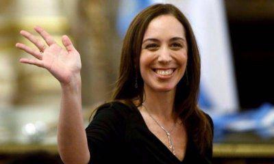 Desde la Ciudad de Buenos Aires, Vidal defendió la emergencia administrativa