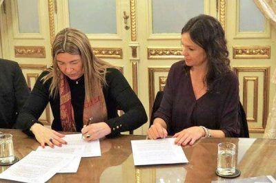 Tierra del Fuego adhirió al Plan Nacional de Primera Infancia