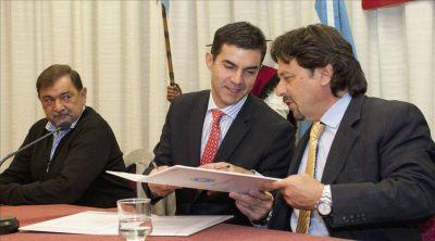 Sáenz llegó a un acuerdo por recursos con Urtubey