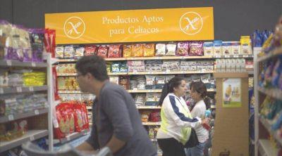 Están por las nubes los alimentos para celíacos en Salta