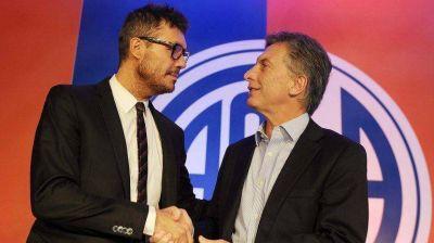 La política líquida y el Mauricio Macri de Marcelo Tinelli