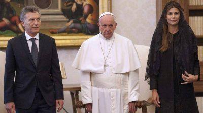 El Gobierno se esfuerza por recomponer lazos con el Papa