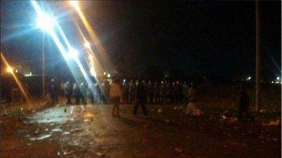 Denuncian represión policial en el show de La Renga en Pergamino