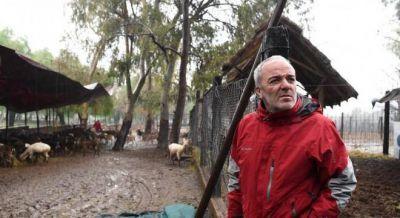 Cornejo enfrenta una crisis pol�tica por la masiva muerte de animales del Zoo