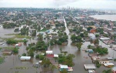 El BID otorga u$s20 M a los inundados