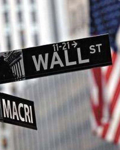 Wall Street en la Casa Rosada