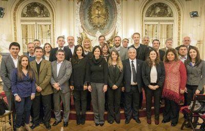 Ministros salte�os se reunieron con la titular de Desarrollo Social de Naci�n