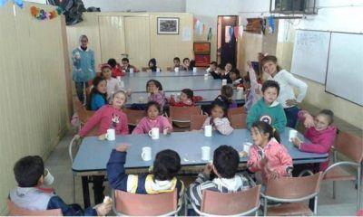 Se duplicó en Pilar la cantidad de chicos que asisten a algunos comedores comunitarios