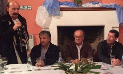 Dirigente massista pasó por La Rioja y deslizó críticas a Macri