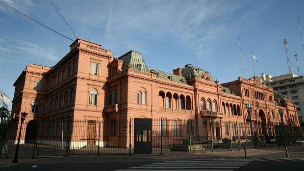 Casa Rosada: se profundiza el plan de deskirchnerización
