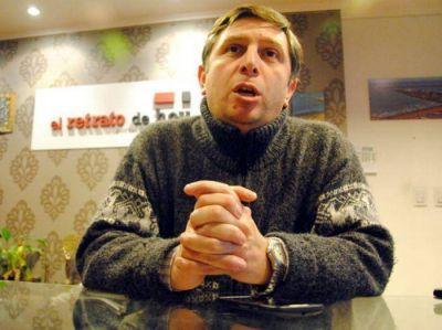 """Edgardo """"Mosquito"""" Díaz: """"Los radicales están peleando por OSSE, es su botín de guerra"""""""