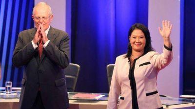 Perú: Keiko Fujimori amplía su ventaja sobre Pedro Pablo Kuczynski y aprovecha para atacarlo en el debate