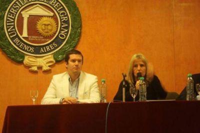 Mostraron la política de modernización de Salta en una disertación en Buenos Aires