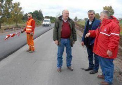 La Naci�n env�a fondos para reparar los accesos a la ciudad
