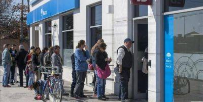 El norte argentino presenta la menor disponibilidad de sucursales bancarias y cajeros