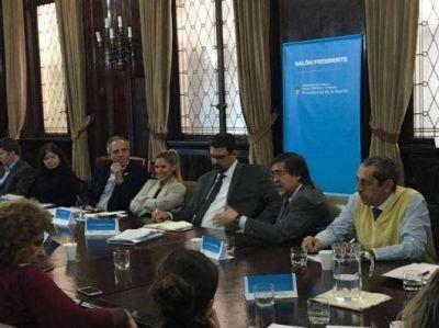 Seleccionada por el BID, Corrientes apura la gestión de más fondos para inversiones