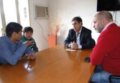 Entregaron ayuda económica a emprendedores de Andalgalá