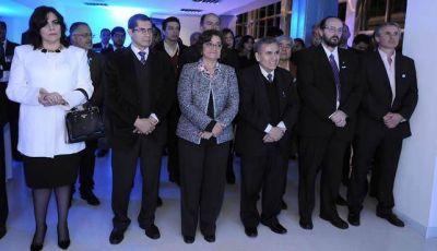 Quedó inaugurada la banca electrónica del Banco Nación