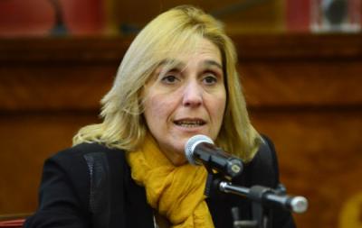 VILMA BARAGIOLA DESPLEGÓ UNA INTENSA AGENDA DE REUNIONES IMPORTANTES PARA LA CIUDAD