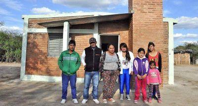 Más familias de Tajamar tienen viviendas dignas