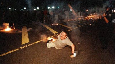 Represión del 2001: condenas de 4 años para el secretario de Seguridad y el jefe de la Policía de Fernando de la Rúa