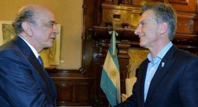 Macri recibió al canciller de Temer y prometieron un cambio en el Mercosur