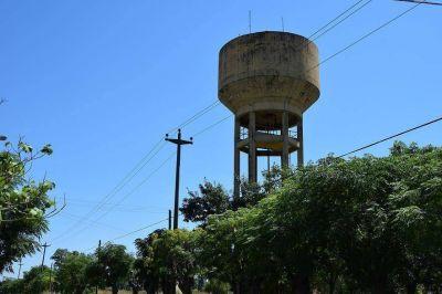 Jáuregui: corte del suministro de agua corriente