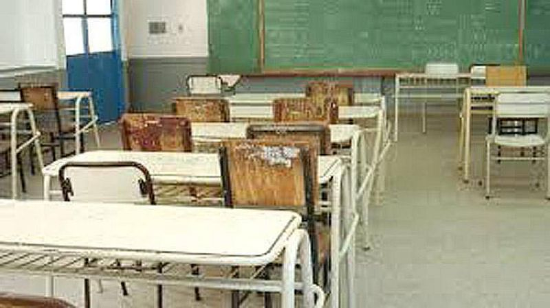 Paran los docentes enrolados en Suteba y no hay clases en las escuelas provinciales