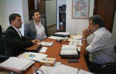 La Municipalidad trabaja en el desarrollo de proyectos vinculados a la producción