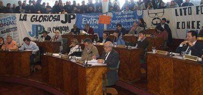 Con lo justo, en Lomas aprobaron la rendición de cuentas 2015