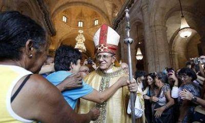 Cuba: El sucesor del Cardenal Ortega toma posesi�n en La Habana