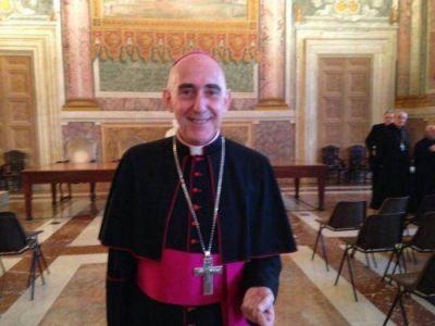 El Obispo de Chascom�s reivindica el rol de la Iglesia favoreciendo el di�logo entre sectores