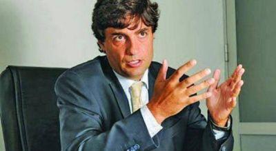 Lacunza se sumó al reclamo por el Fondo del Conurbano y ratificó la posibilidad de ir a la Justicia