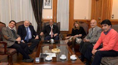 Manzur se reunió con el presidente del Consejo Interamericano de Comercio y Producción