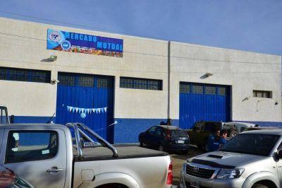 Se inauguró el mercado mutual de Petroleros Privados