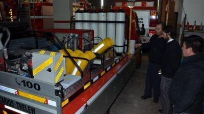 Proponen que bomberos cobren un canon por intervención