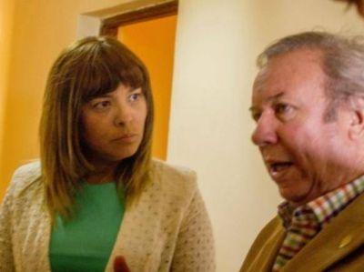Diputada Peralta dice que el ex Gobernador no tuvo la suerte del actual gobierno