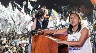 Piden videos para cotejar si Milagro Sala le llev� valijas con dinero a M�ximo Kirchner
