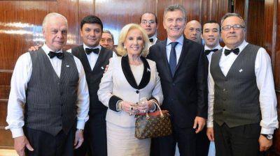 Mirtha Legrand habló tras el encuentro con Mauricio Macri