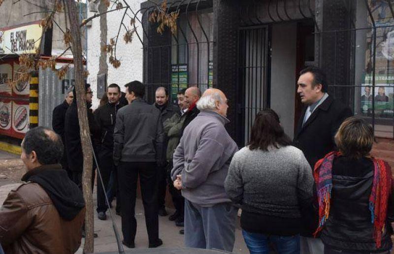 Radio abierta de ATE contra los despidos y por una recomposición salarial