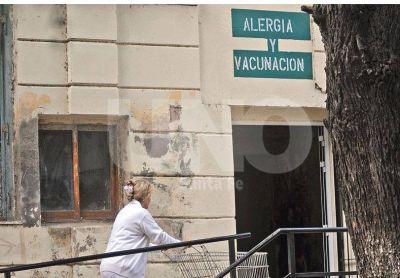 Sin vacunas antigripales, Santa Fe espera una nueva partida de Nación