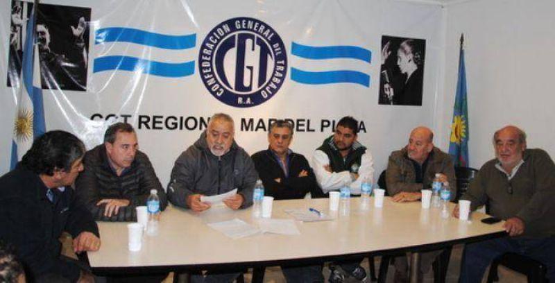 """Jorge Trujillo: """"El Artículo 49 del Estatuto es contundente; avala la designación de Sergio Medina al frente de la CGT"""""""