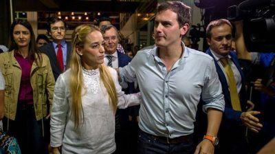 Chavizaci�n total: la campa�a espa�ola gira en torno a Venezuela