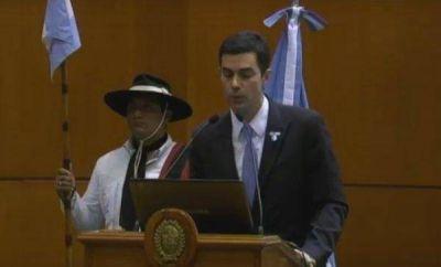 Urtubey lanzó el Plan de Bicentenario de la Independencia