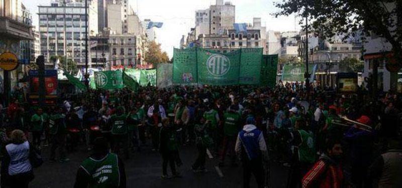 """Para ATE, el gobierno bonaerense """"es siniestro"""""""