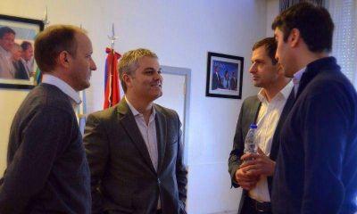 Vidal, con respaldo de intendentes del FpV para limitar las reelecciones